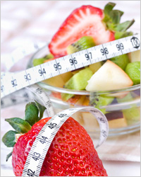 Healthy food - Diet for weight loss belly
