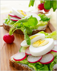 Healthy Nutrition - Light Diets