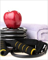 Slimming products - apple