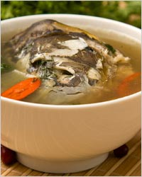 Slimming products - fish