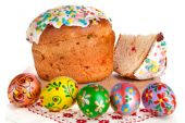 Easter cakes in a bread maker