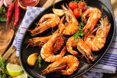 How to cook frozen shrimp