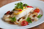 Burbot dishes