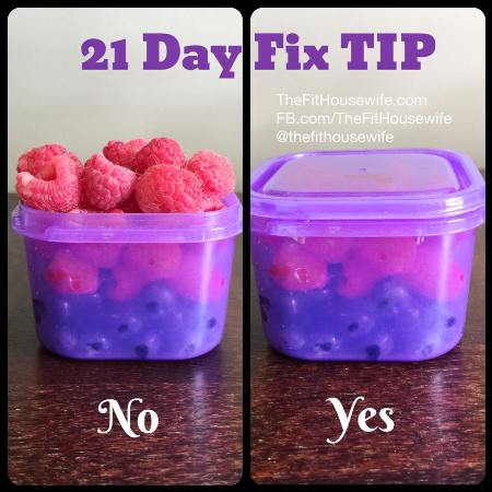 Otumn Calabres 21 Day Fix Meal Plan