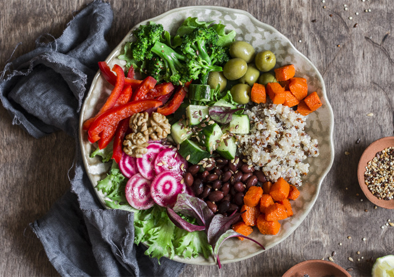 Vegetarianism: benefits and harms